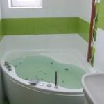 Amenajare baie si instalare cada cu hidromasaj